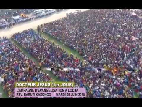 DOCTEUR JESUS A LODJA 2018 1er JOUR