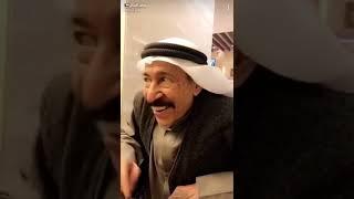 عبدالكريم عبدالقادر يغني مع نبيل شعيل انا رديت في الرياض