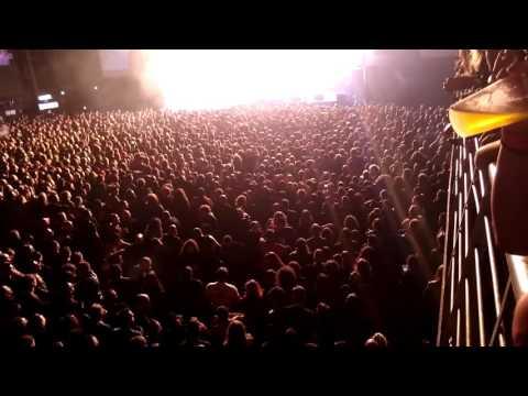 Slayer - War Ensemble Live Porto Alegre 11-05-2017