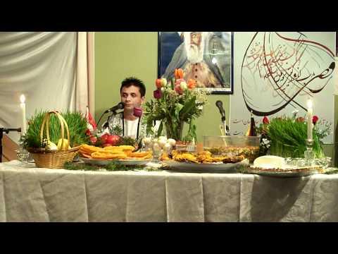 Razm Afarin Farkhari-Declaims Raziq Faani