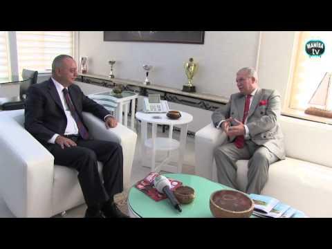 Başkan Ergün Mansur Onay'ı Ağırladı