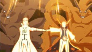Naruto Shippuden Episode 380 Review -ナルト- 疾風伝 - Naruto/Minato vs Obito! The Day Naruto Was Born