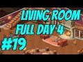 HOMESCAPES Gameplay Story Walkthrough Part #19 Video | Living Room Area Day 4