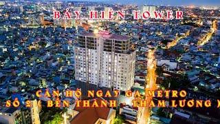 CHUNG CƯ BẢY HIỀN TOWER ( THƯƠNG XÁ BẢY HIỀN ) NGAY CHỢ TÂN BÌNH