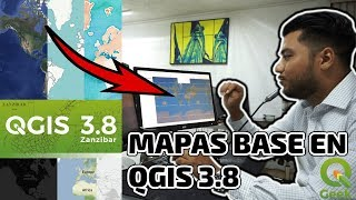 QGeek 003 - MAPAS BASE EN EL NUEVO QGIS 3.8 ZANZIBAR - LOS PLUGINS ESENCIALES
