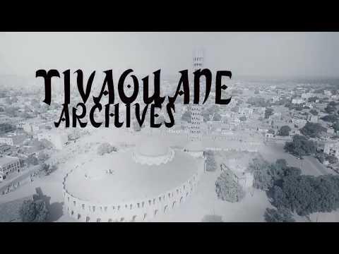TIVAOUANE ARCHIVES - Une des dernières apparition de Mame Dabakh en public en 1997