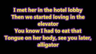 Tinashe Player Ft Chris Brown Lyrics (EXPLICIT)