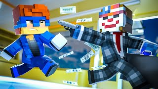 The NEW Superhero !? (Minecraft Academy)
