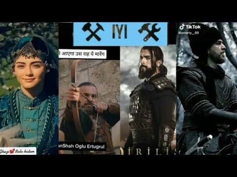 Download latest ertugrul ghazi tik tok video   kurulus osman tik tok video   ertugrul ghazi tiktok song