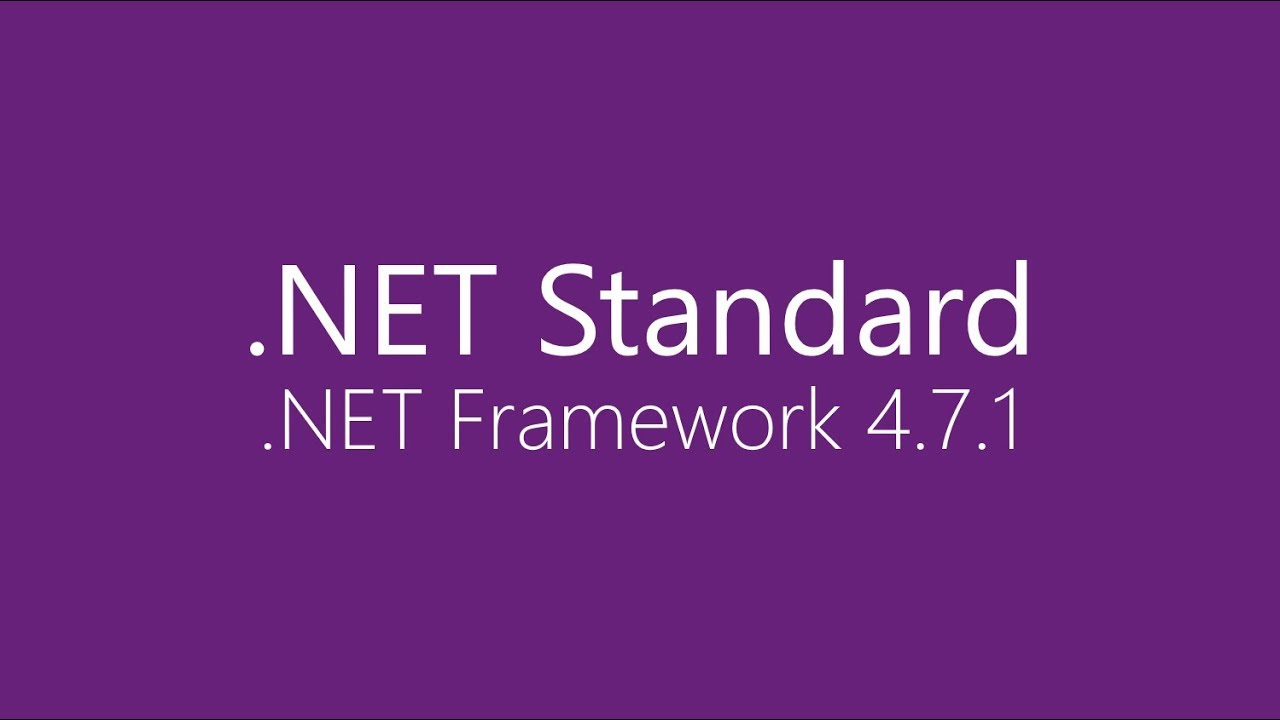 .NET Framework 4.7.1 Runtime and Compiler Features