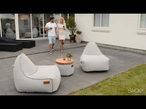 LIVEit with the RETROit Cobana beanbag from SACKit