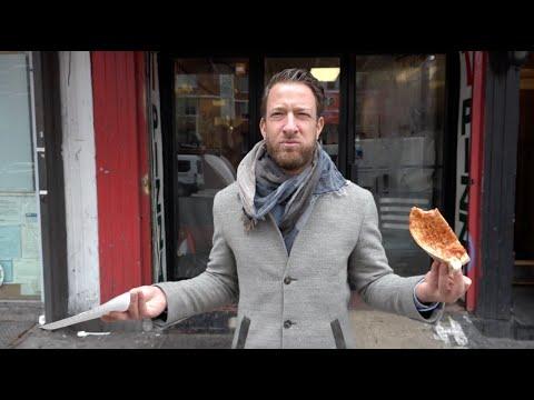 Barstool Pizza Review - Joey Pepperoni's (Bonus Yankee Doodle Dandy Chicken Tender Review)