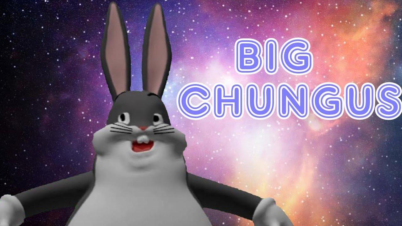 Big Chungus Eats The Universe Youtube