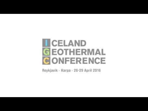 Iceland Geothermal Conference - IGC2016 has gone mobile!