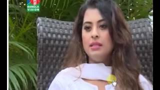 Eid movie interview #BOSSGIR #SHOOTER with Shakib Khan & Bubly (news Banglavision video)