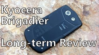 Long-term Review: Kyocera Brigadier - The Best Android Phone of the Year?