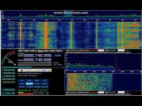 ZYK265 Radio Palmeira (Palmeira das Missoes, Rio Grande do Sul, Brazil) - 740 kHz