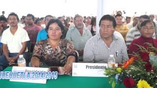 INFORME DE ACTIVIDADES 2014-2015 UIEP. HUEHUETLA,PUEBLA.