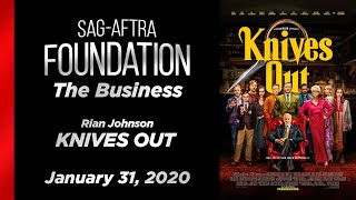 The Business: Q&A with Rian Johnson of KNIVES OUT