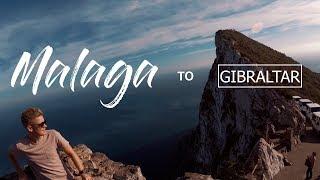 Malaga to Gibraltar | Spain 2018 | 4K Travel Film | FMI