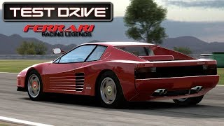 "Test Drive Ferrari Racing Legends | ""El Gran Olvidado"""