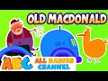 Old Macdonald Had a Farm Nursery Rhyme for Kids, Children, Toddlers and Babies