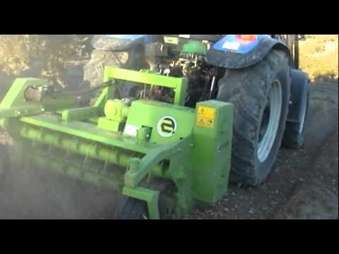 Agroforestal ja n trituradora de ramas agarin youtube - Trituradora de ramas casera ...