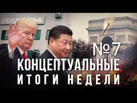Раздел Украины, Трамп