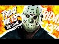 JASON JOINS OUR TEAM! - Friday the 13th Funny Moments!
