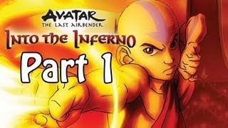 Avatar - The Last Airbender: Into the Inferno Walkthrough PART 1 (PS2, Wii) [Full - 1/11]