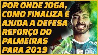 Ricardo Goulart: por onde e como jogou em 2018 o mais badalado reforço do Palmeiras