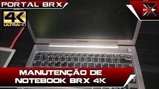 Conserto de Notebook BRX: O Antes e o Depois!