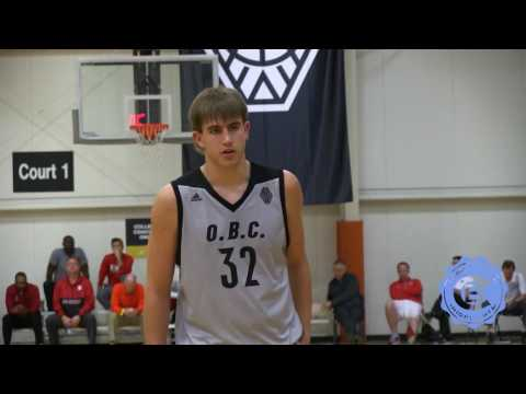 Derek Koch 2017 6'8 PF Ohio Basketball Club Mixtape