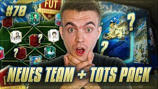 TOTS Player Pick TEAM & RANDOM TOTS PACK!! #70 🔥💰 FIFA 20 ROAD TO GLORY [DEUTSCH]
