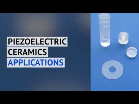 Piezoelectric Materials: Best Applications for Piezoelectric Ceramics