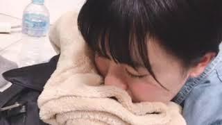 幕張メッセ AKB48 47thシングル「シュートサイン」劇場盤 発売記念 大握手会&気まぐれオンステージ大会 握手会終了後のバックヤードで、体調不良のため元気がない葉月 ...