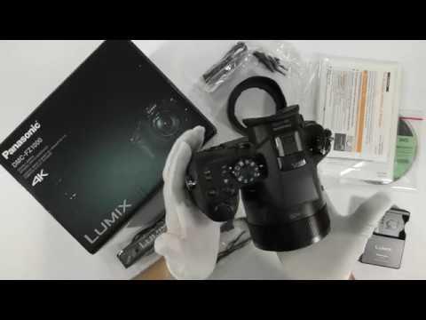 Распаковка Panasonic Lumix DMC-FZ1000 (DMC-FZ1000E9)