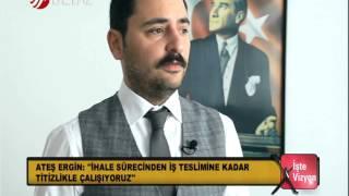 Gintek Grup-Gintek İnşaat İcra Kurulu Başkanı Ateş Ergin