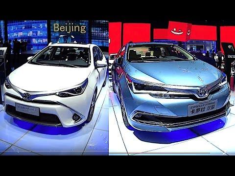 All New Corolla Altis Harga Grand Avanza Veloz Toyota Model 2017 2018 Coming Soon