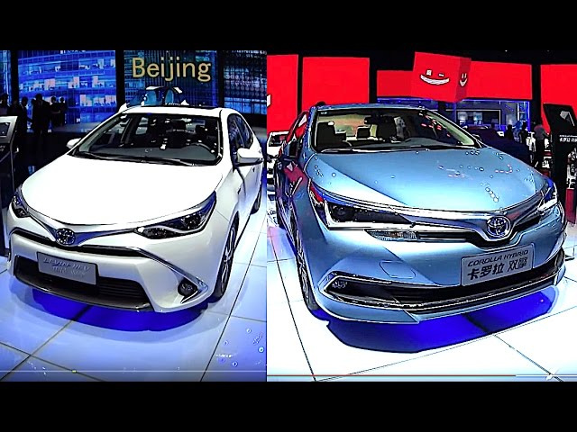 New Toyota Corolla Altis 2018 Facelift Model Coming Soon In Pakistan