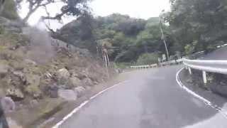 静岡県道389号前半 水窪森線 水窪橋交差点から春野町杉まで