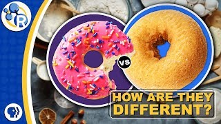 The Ultimate Donut Battle: Cake vs. Yeast