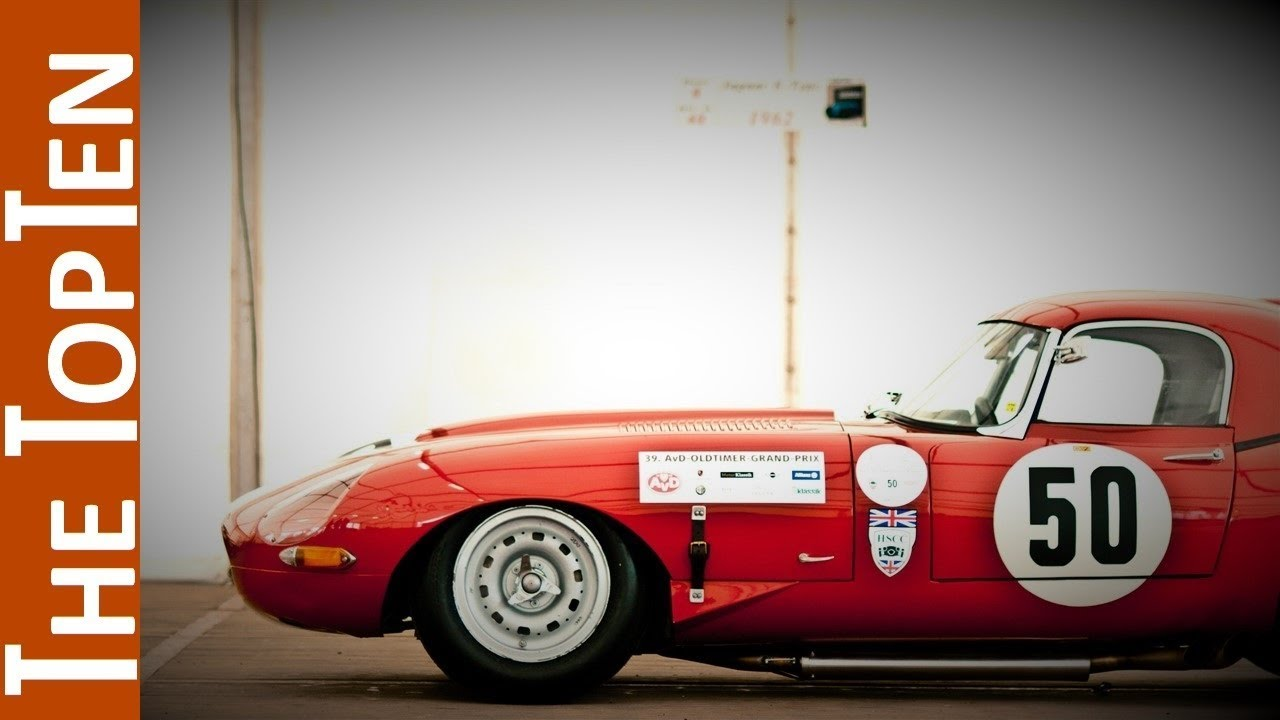 The Top Ten Best Classic British Sports Cars YouTube - Classic sports cars