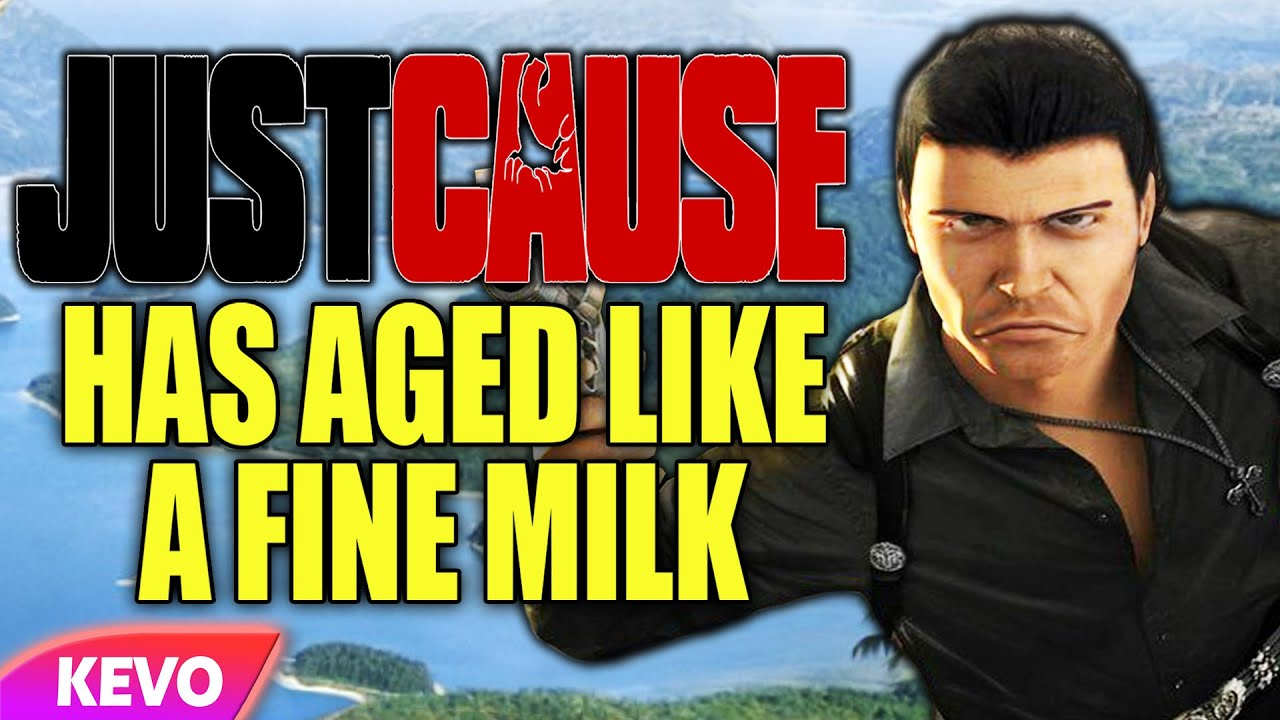 Just Cause has aged like a fine milk thumbnail