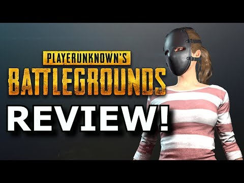PlayerUnknown's Battlegrounds Review! Broken On Console? (Xbox One)