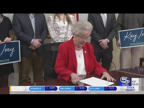 Gay community upset with how Governor Ivey is being treated