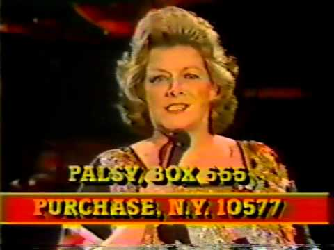 Rosemary Clooney, This Ole House, 1987 Telethon