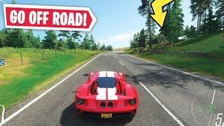 taking INSANE super cars off road!!