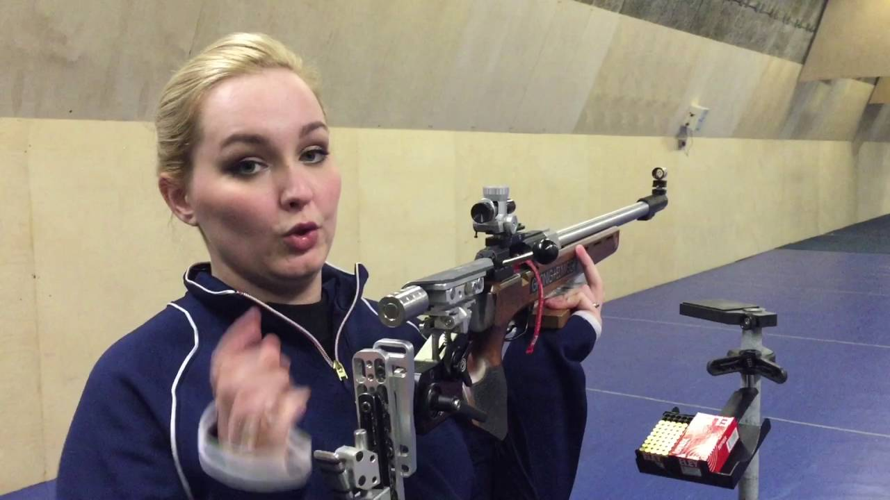 What Is: Olympic Rifle Shooting - YouTube