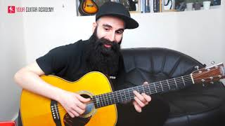 Fragile Guitar Lesson   How To Play Fragile By Sting